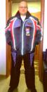Raftlayer Квадрик мужской «Красно-черный» -40С