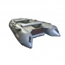 Моторная надувная лодка Альтаир ПВХ HD 360 НДНД серый