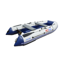 Моторная надувная лодка Альтаир ПВХ HD 360 НДНД синий