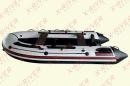 Надувная лодка НДНД GRACE-WIND 380