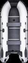RUSH 3300 СК светло-серый/черный
