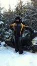 Костюм Raftlayer модель Квадрик мужской «Желто-черный»