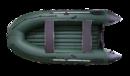 Надувная ПВХ лодка РМ 400 Air, моторная-гребная, килевая