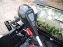 Подвесной электромотор SXB34/26 (34 LBS, вес 7,3 кг)